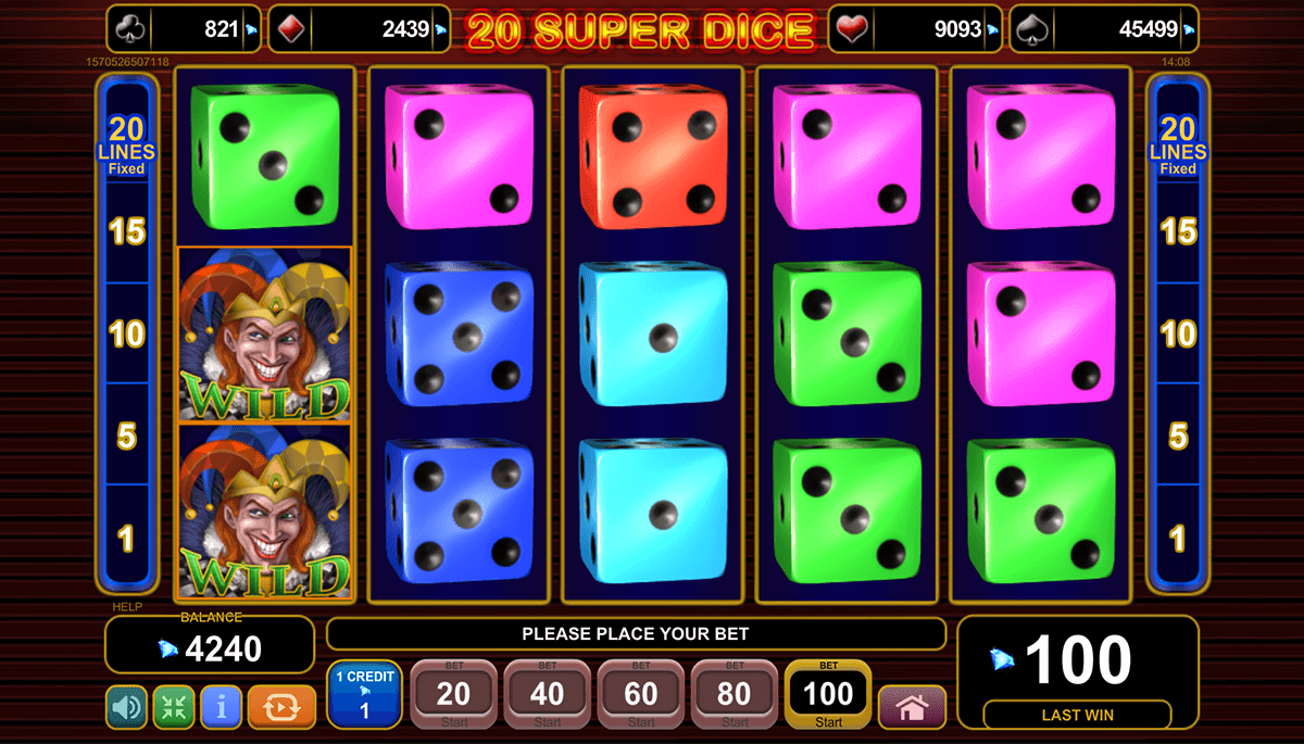 Spiele Dice Of Magic - Video Slots Online