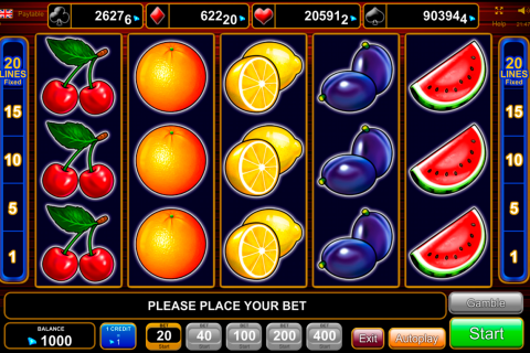Spiele Golden Cherry - Video Slots Online