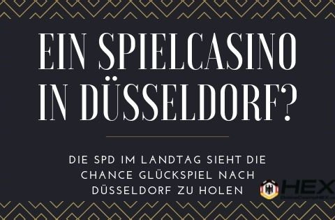Ein Spielcasino in Düsseldorf