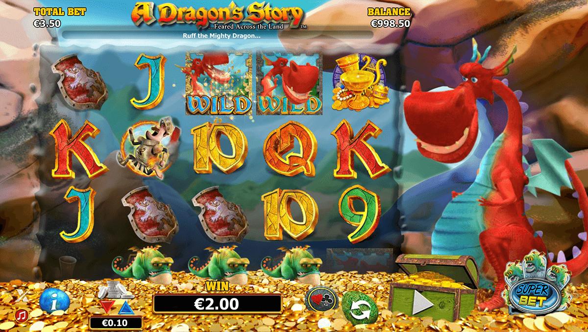 a dragons story netgen gamingm