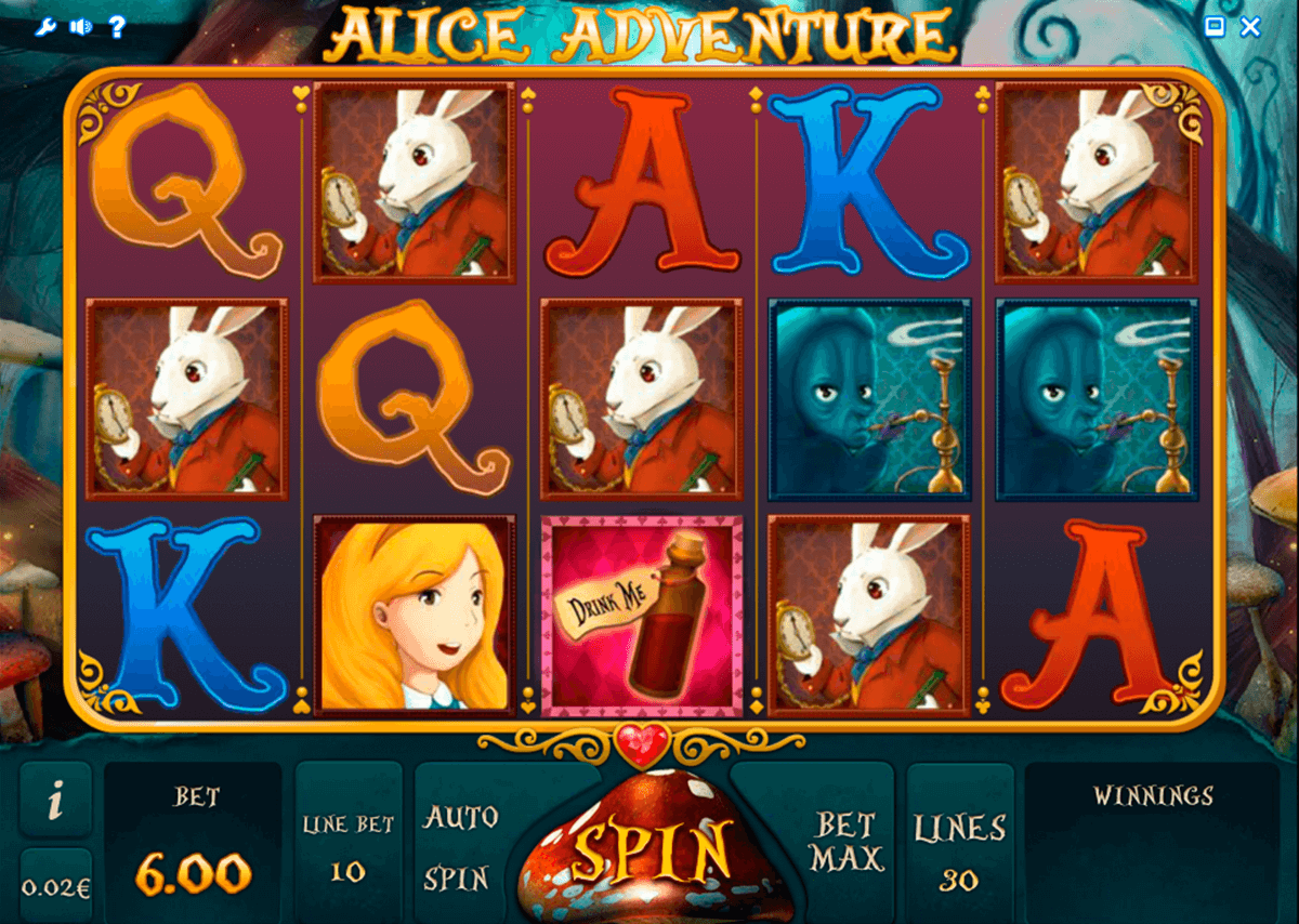 alice adventure isoftbetm