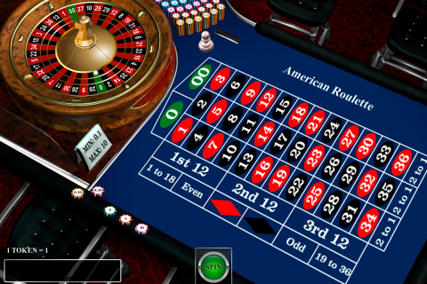 american roulette isoftbet
