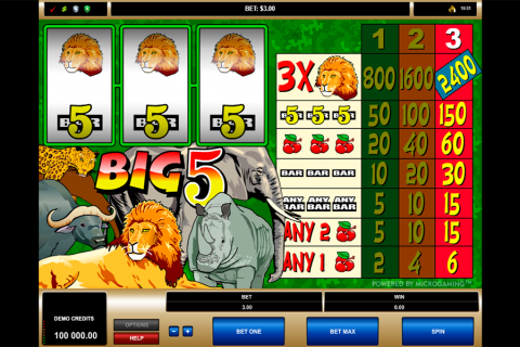 big  microgaming