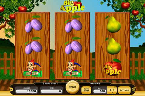 big apple kajot