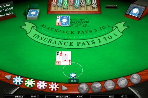 blackjack pro atlantic city singlehand netgen gaming