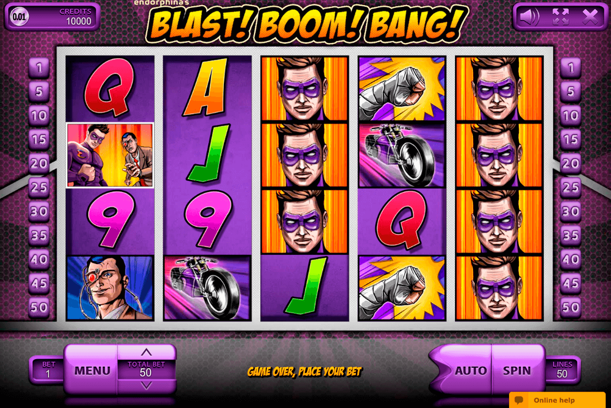 Spiele Boom Bang - Video Slots Online