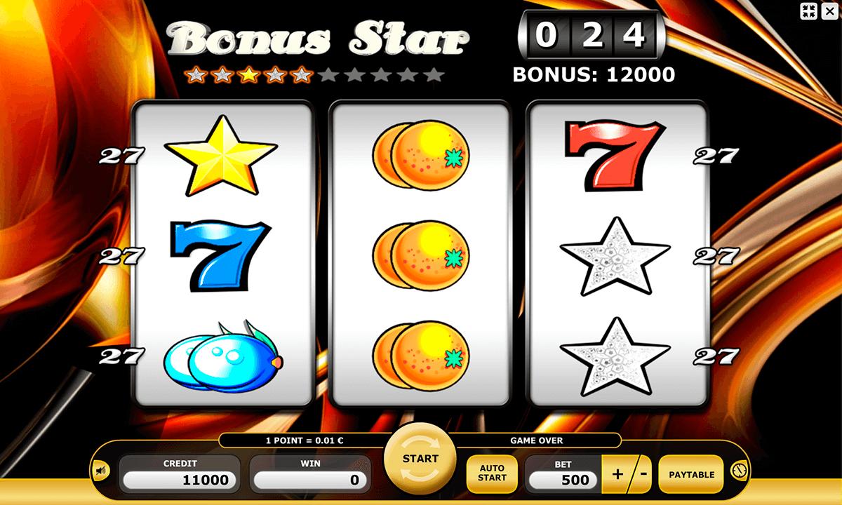 bonus star kajot