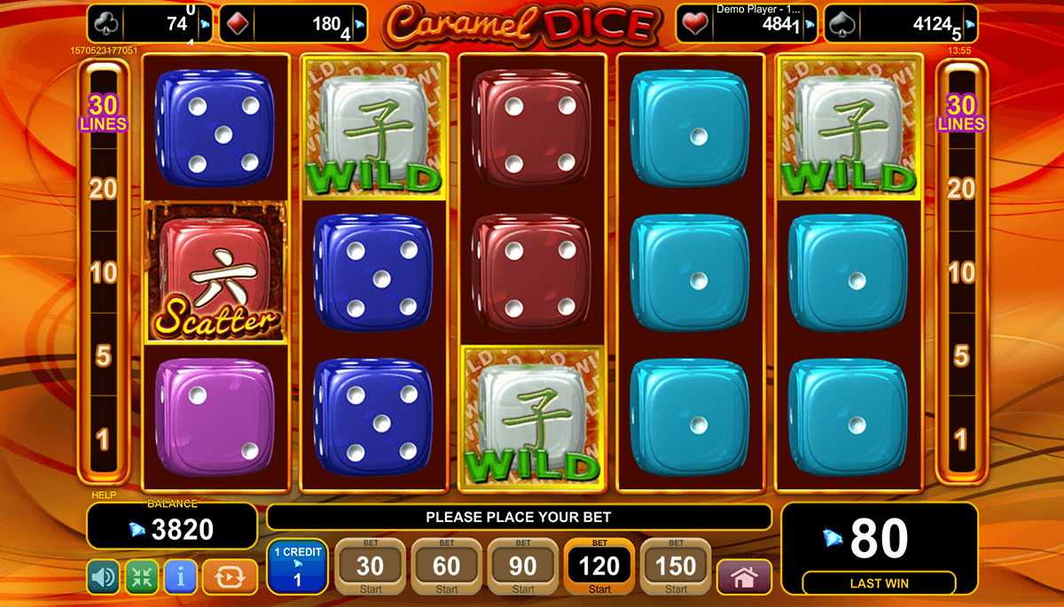 Spiele Caramel Dice - Video Slots Online
