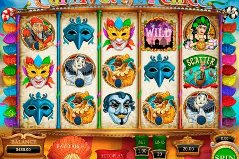 carnival of venice pragmatic