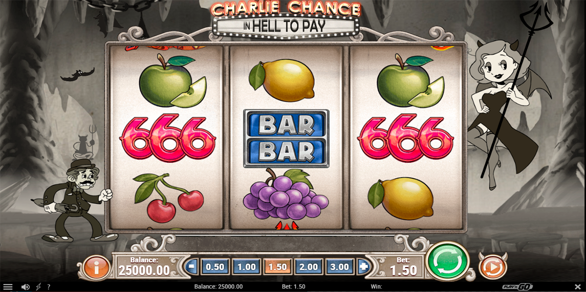 charlie chance playn go