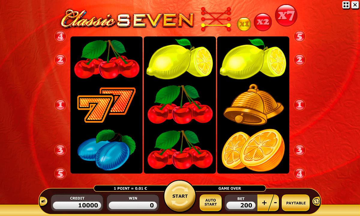 classic seven kajot