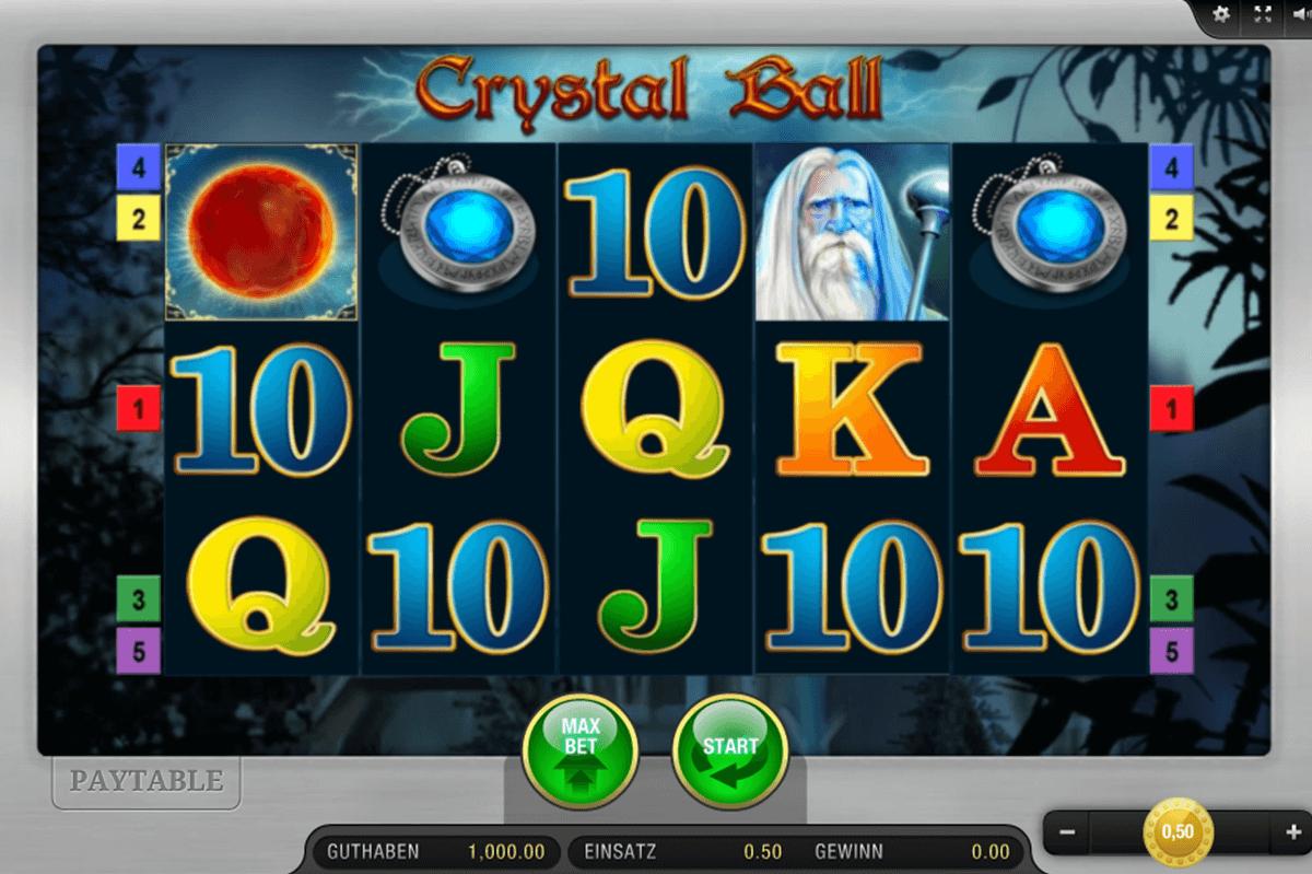 crystal ball bally wulff