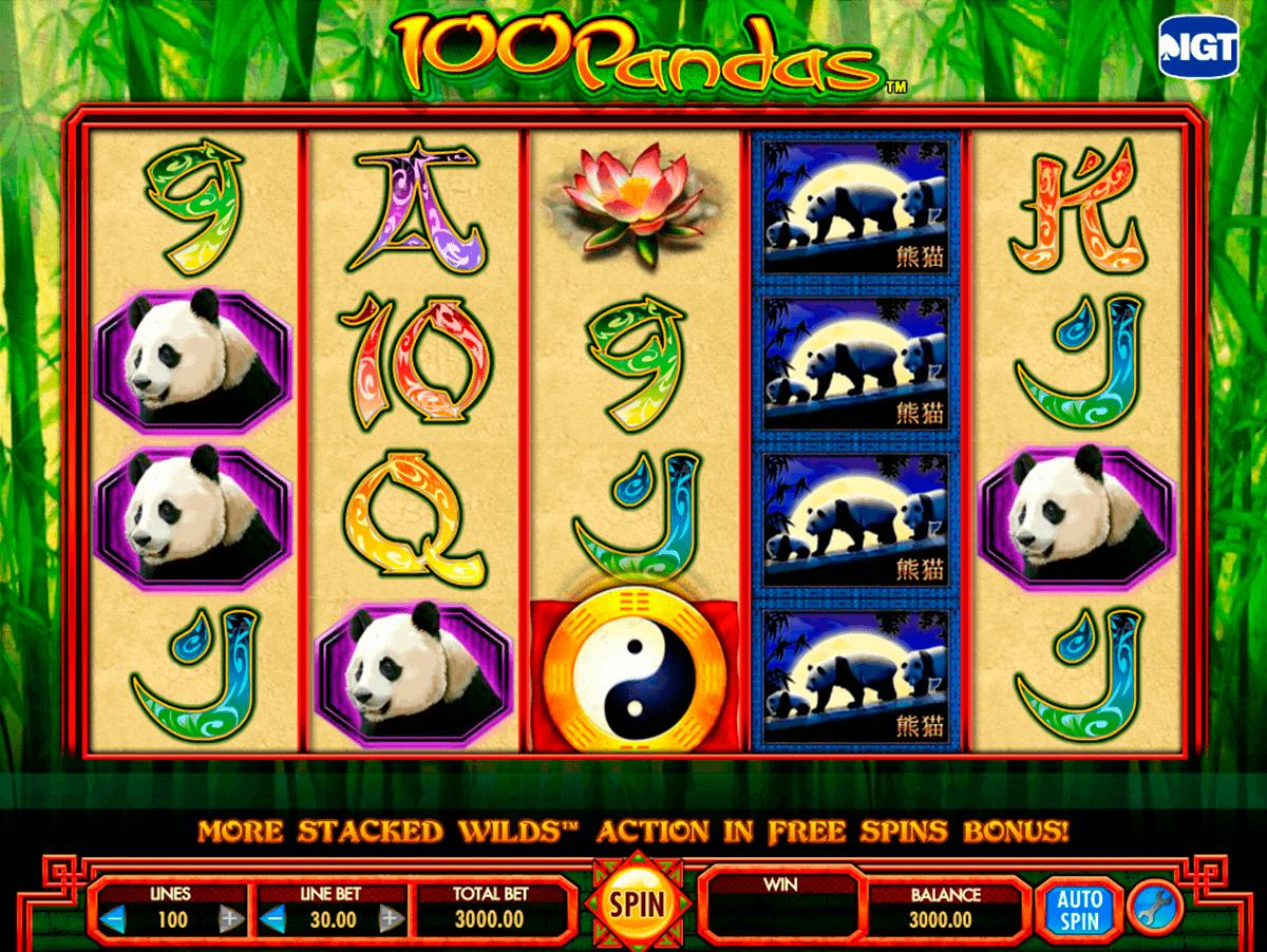 100 pandas igt spielautomaten