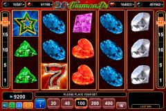 diamonds egtm