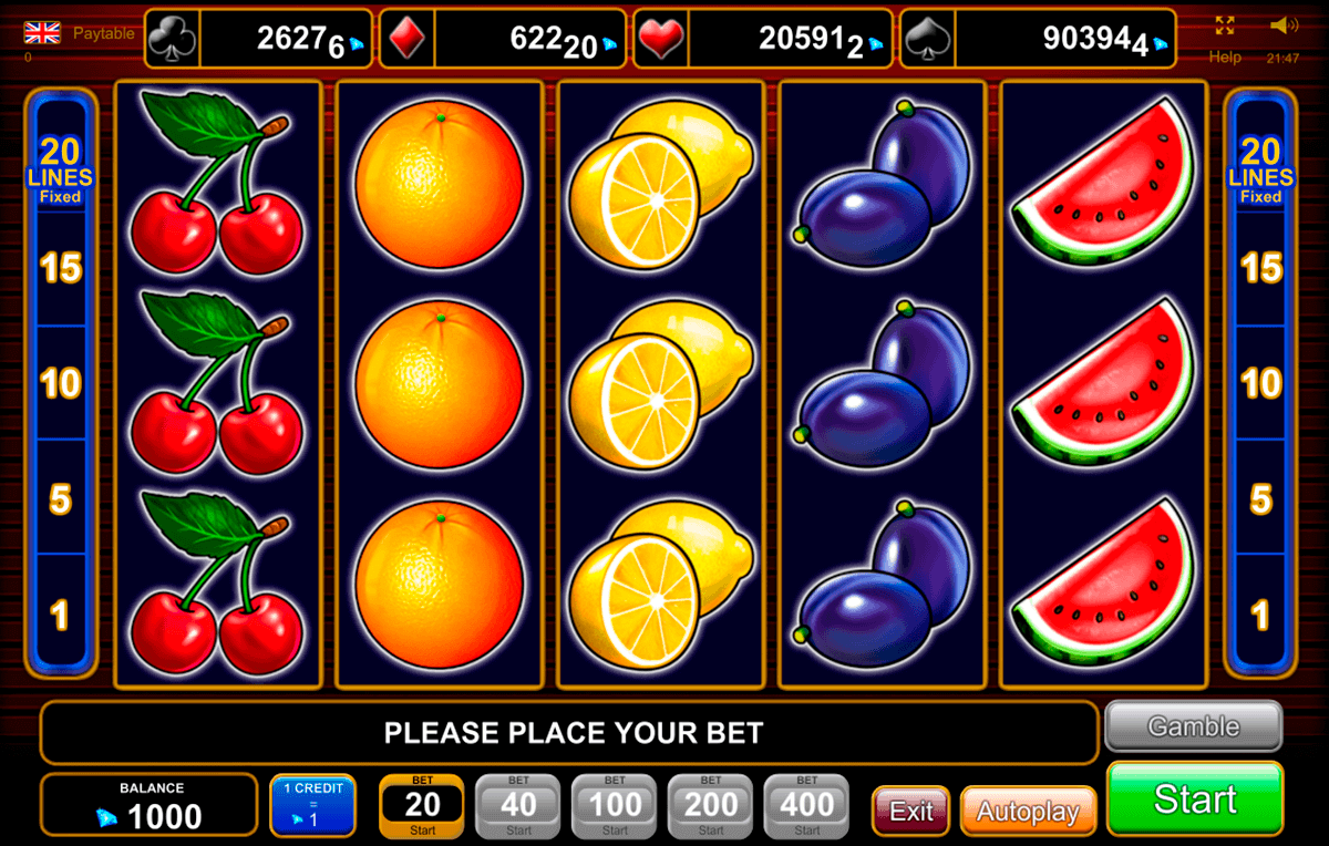 Spiele Club 2000 Deluxe - Video Slots Online