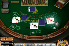 burn blackjack betsoft blackjack