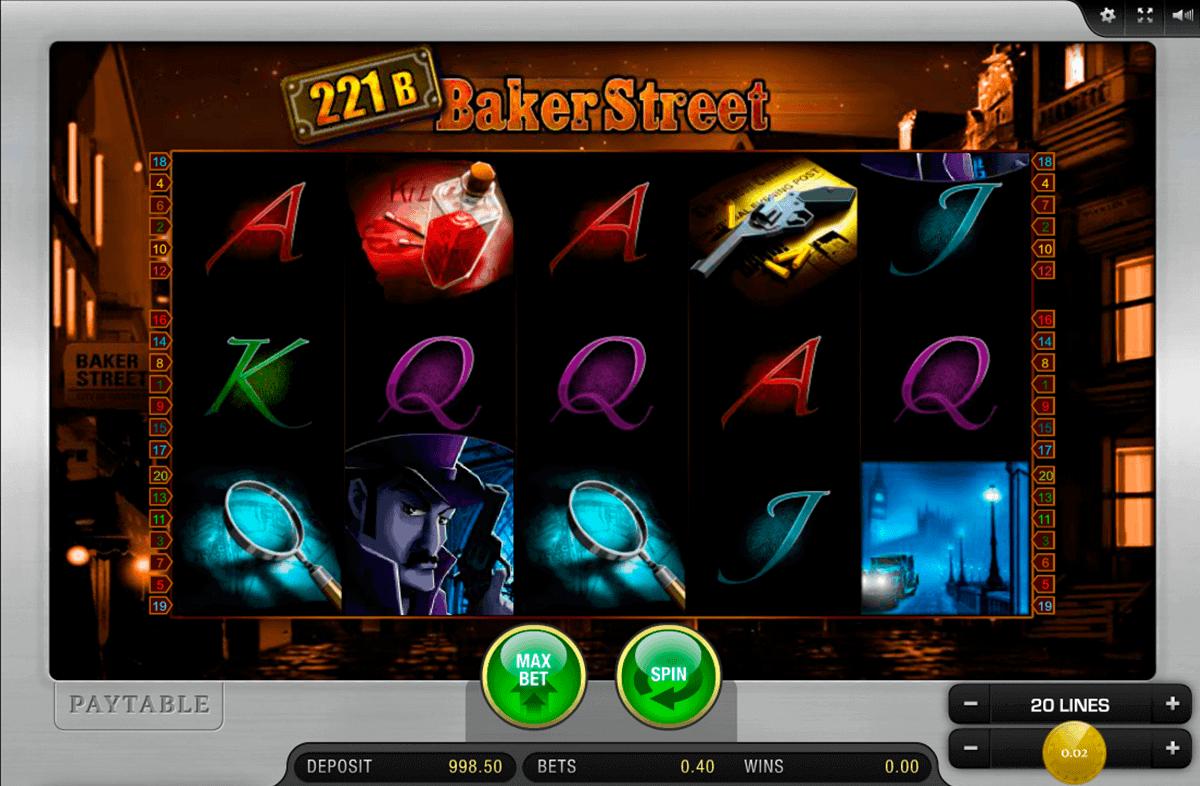 b baker street merkur spielautomaten
