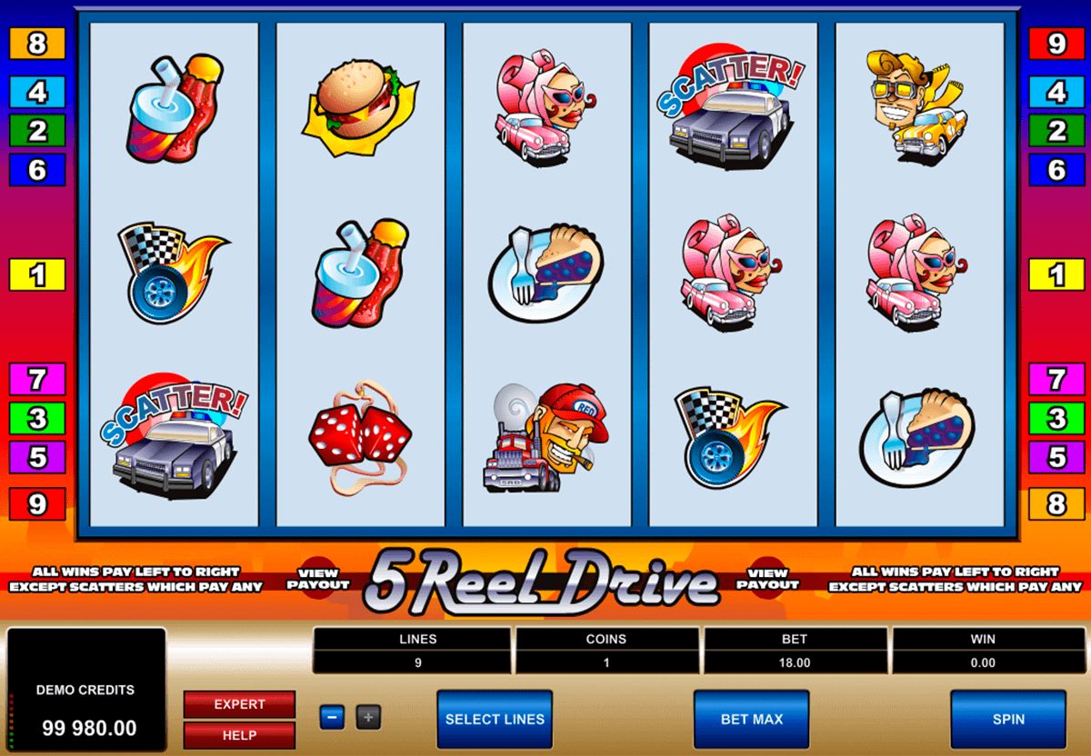 reel drive microgaming spielautomaten