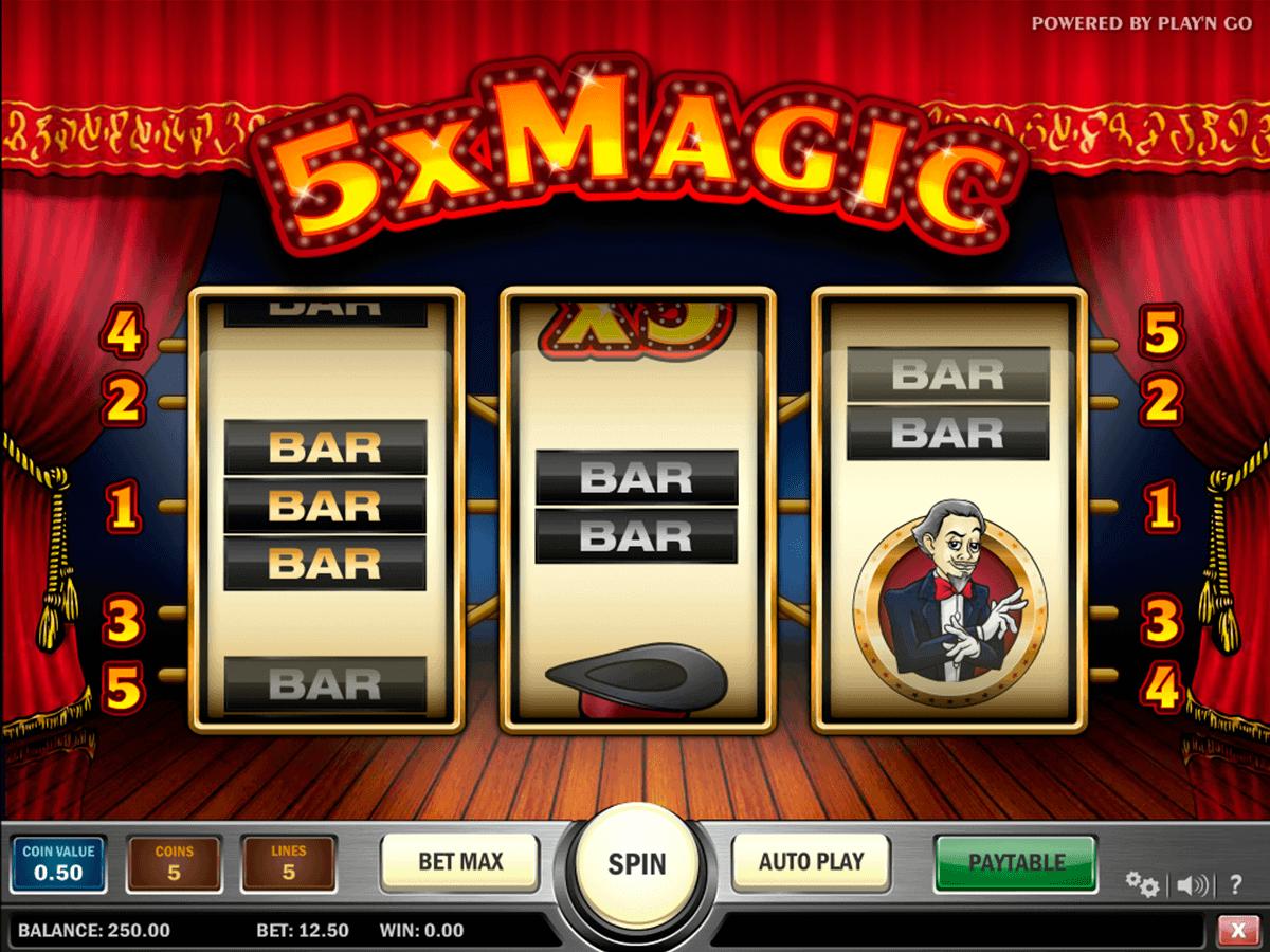 magic playn go spielautomaten