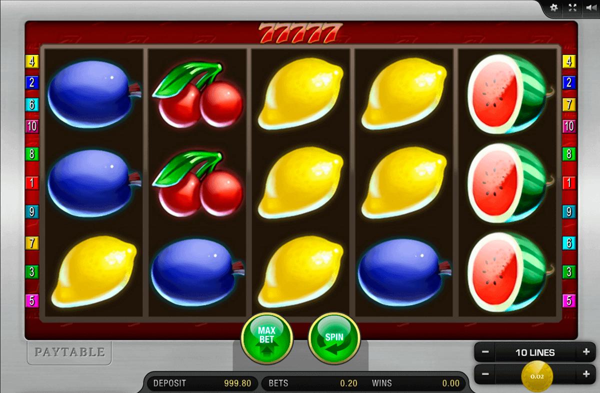 77777 merkur spielautomaten