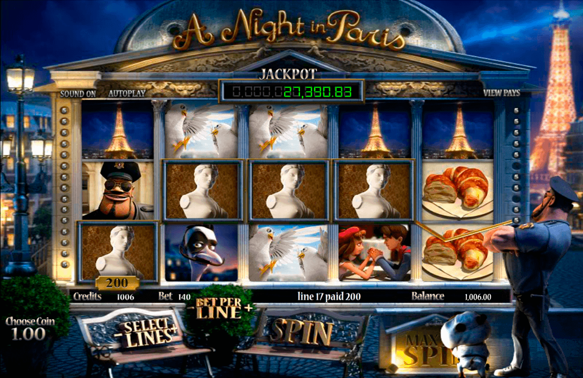 a night in paris betsoft spielautomaten