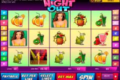 a night out playtech spielautomaten
