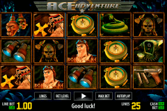 ace adventure hd world match spielautomaten
