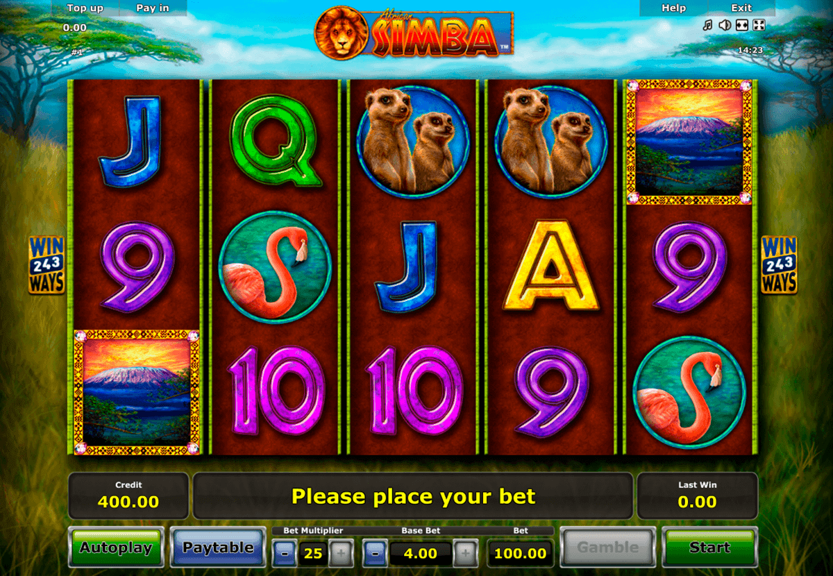 mansion online casino simba spiele