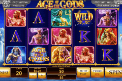 age of the gods playtech spielautomaten