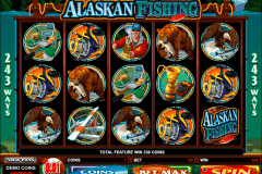 alaskan fishing microgaming spielautomaten