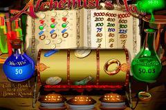 alchemists lab playtech spielautomaten