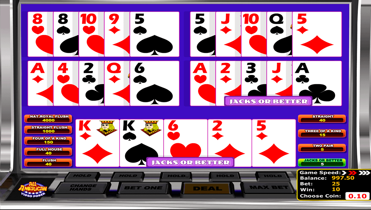 online casino video poker burn the sevens online spielen