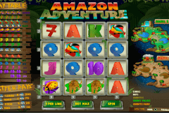 amazon adventure amaya spielautomaten