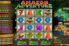 amazon adventure amaya spielautomaten