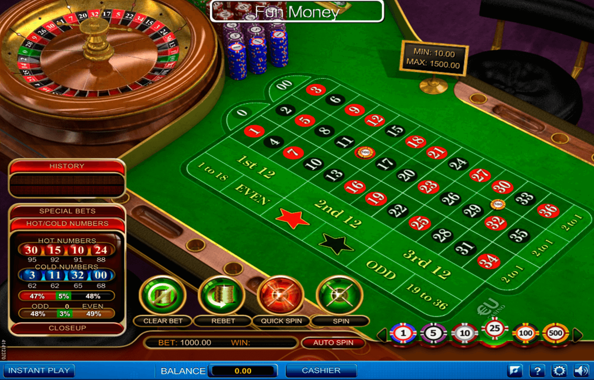 Casino Roulett Spielen Gratis
