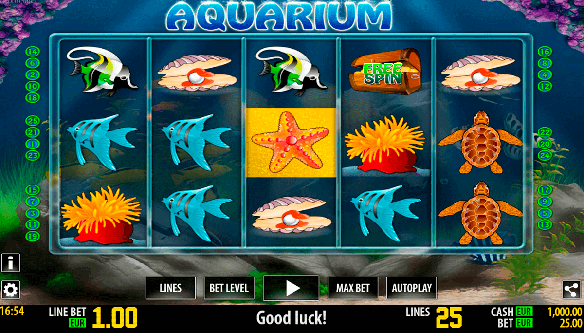 aquarium hd world match spielautomaten