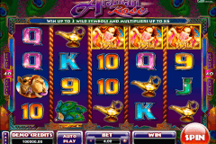 arabian rose microgaming spielautomaten