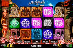 archibald orient hd world match spielautomaten