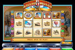 around the world microgaming spielautomaten