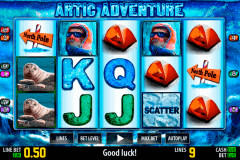 artic adventure hd world match spielautomaten