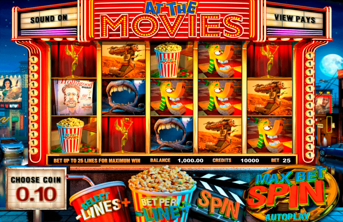 at the movies betsoft spielautomaten