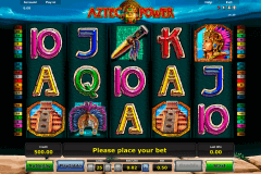 aztec power novomatic spielautomaten
