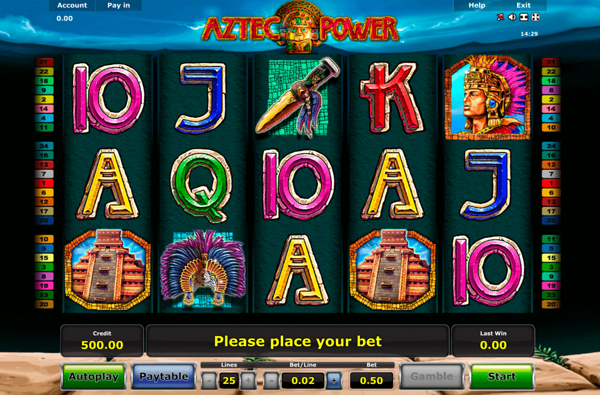 casino online spielen novomatic games