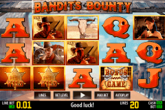 bandits bounty hd world match spielautomaten