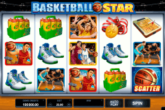 basketball star microgaming spielautomaten