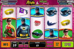 batman the joker jewels playtech spielautomaten