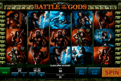 battle of the gods playtech spielautomaten