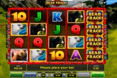 bear tracks novomatic spielautomaten