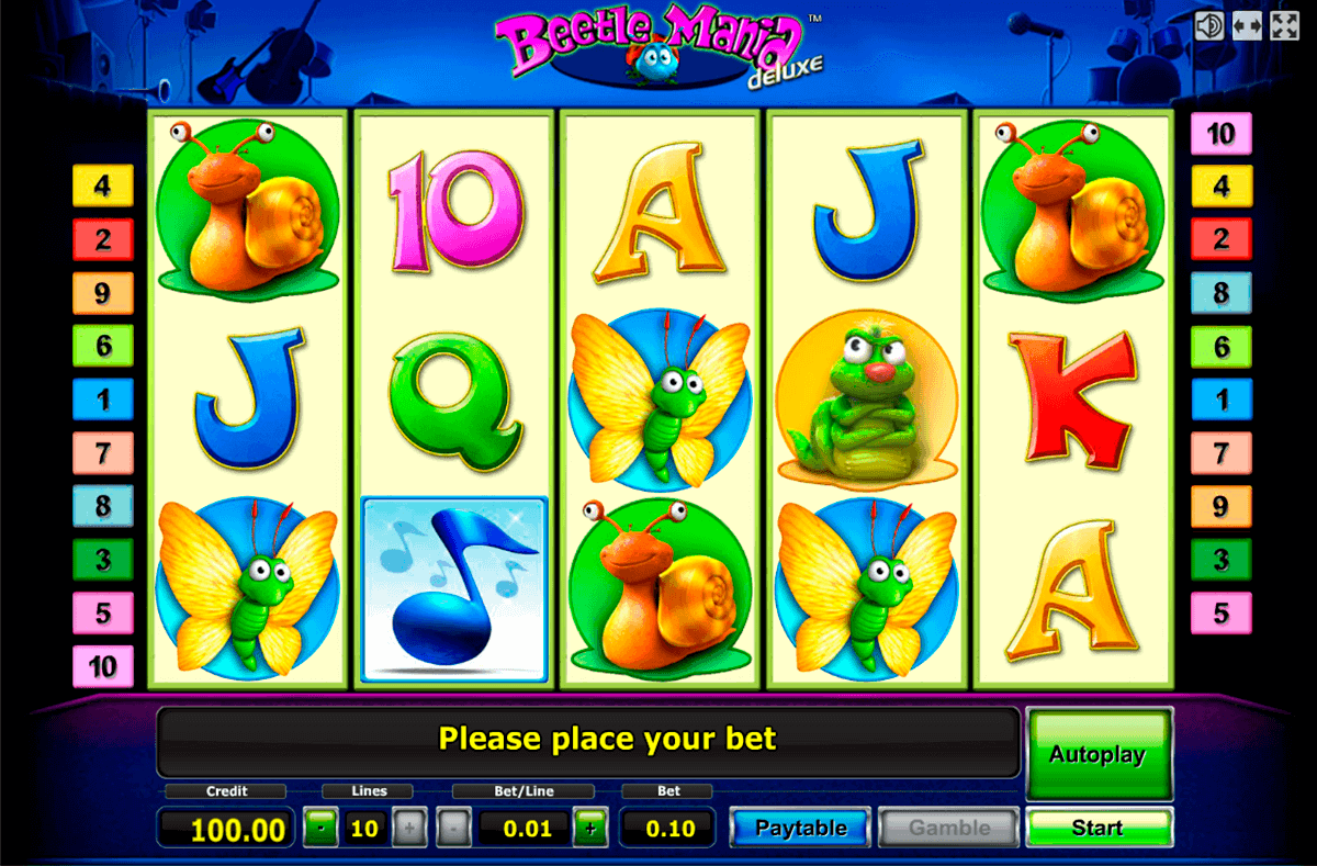 slot machine online games novo automaten