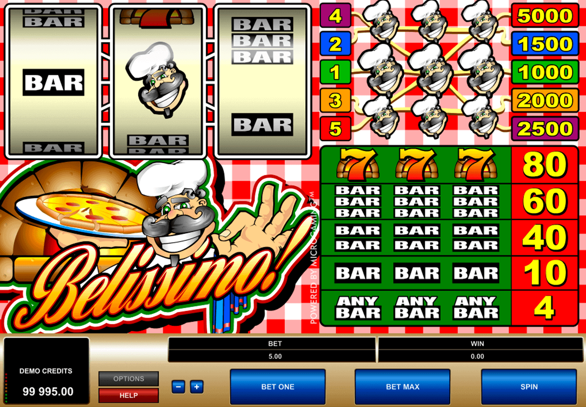 belissimo microgaming spielautomaten